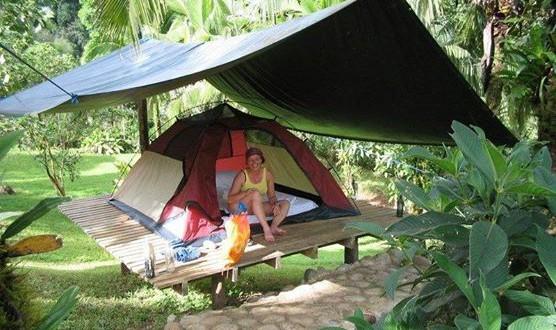 Gekui River Campsite