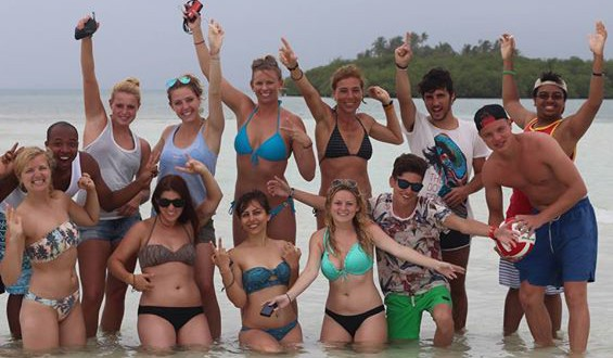 Join the fun in San Blas