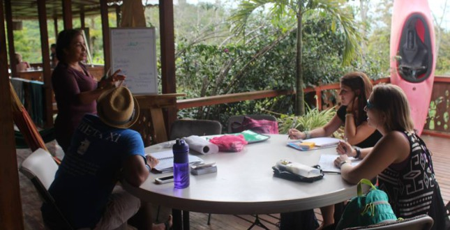 Spanish Classes in Turrialba