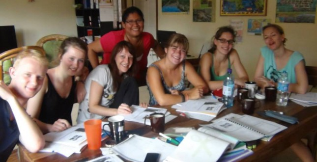 Spanish Group Lessons in Panama City