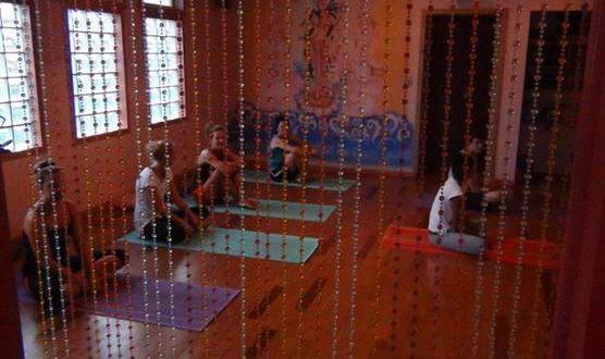 Practice Yoga with us!