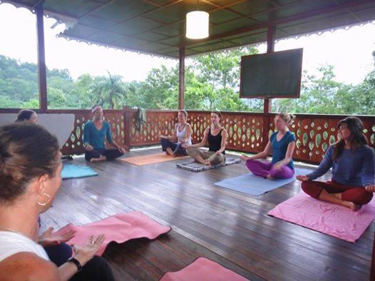 Yoga Spanish At Locations