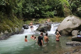 Two day raft trip with side hikes - Pacuare