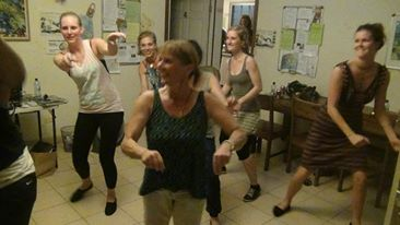 Salsa classes in Panama City