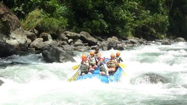 Rafting Pacuare River - Costa Rica