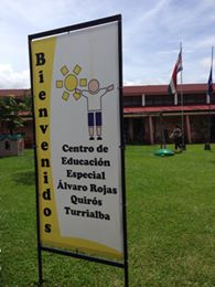 Sign of Local organization for Special Education