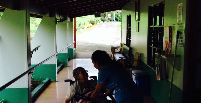 Local home for elderly people - Turrialba