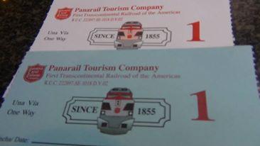 Panarail Tourism Company Trip to Colon