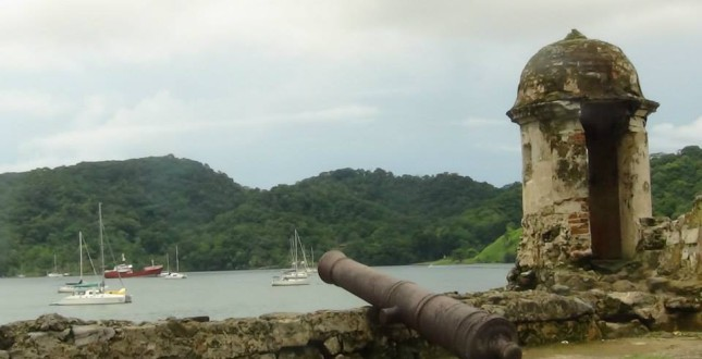 Panama City - Colon trip with visit of Portobelo