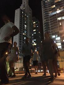 Salsa dancing in Panama City