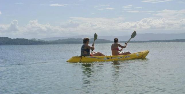 Spanish & Sea Kayak - Bocas del Toro