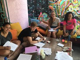 Teaching Spanish in Panama City
