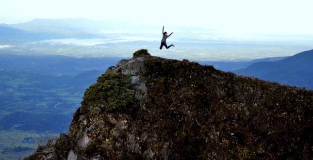 Climb Volcan Baru!