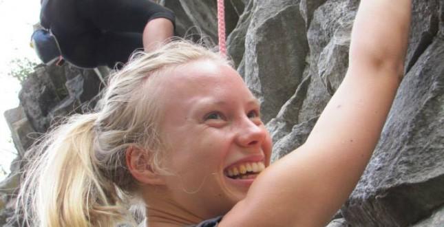 Rock climb Boquete!