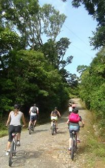 Mountain bike adventures - Boquete