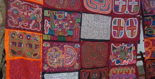 Artisan crafts of Panama