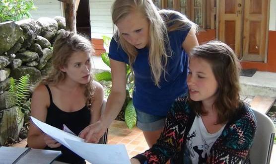 Studying Spanish in Boquete