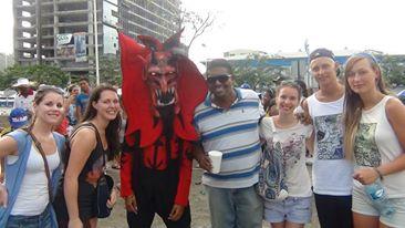 Carnaval in Panama City