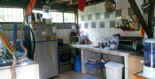 Puerto Viejo Local family kitchen