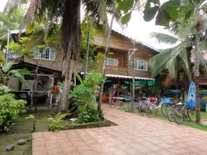 Front Spanish by the Sea - Bocas