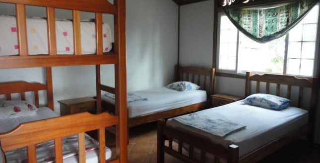 4 persons room Spanish by the Sea - Bocas