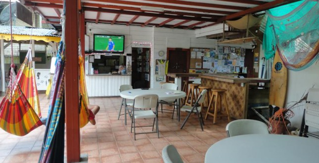 Spanish by the Sea Bocas - lounge