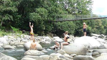 Rio Caldera - Boquete, Panama