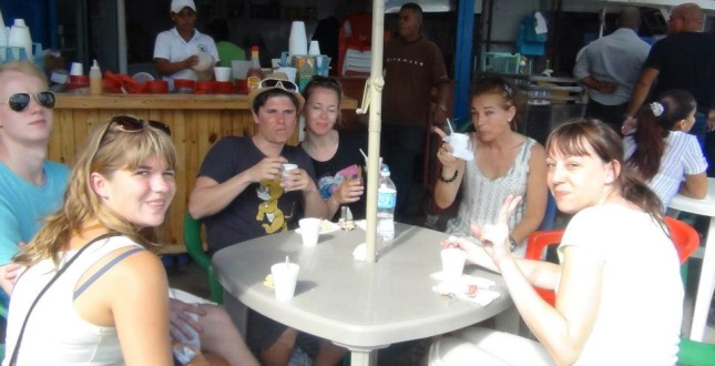 Mercado de Mariscos in Panama City
