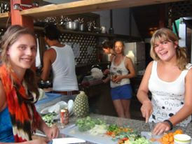 Caribbean Cooking workshop