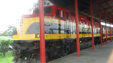 Train trip Panama City to Colon