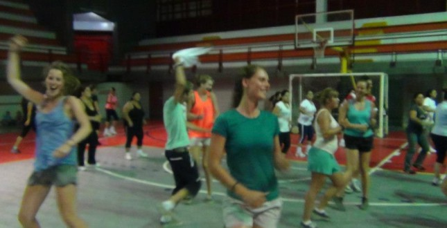 Free Zumba classes in Turrialba!