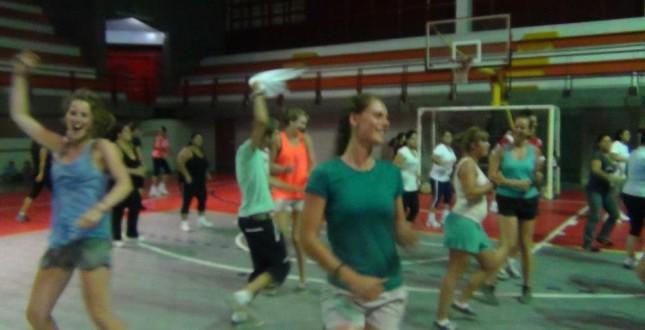 Free Zumba classes in Turrialba!