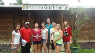 Visit the Smithsonian Institute in Bocas