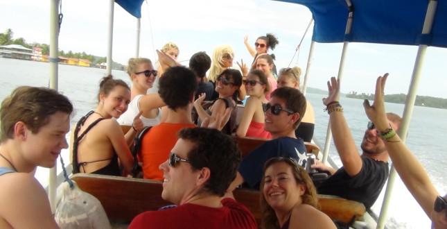 Endless fun in Bocas del Toro