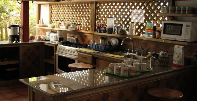 Community kitchen - Bocas