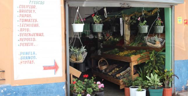 Fresh and local veggies - Boquete