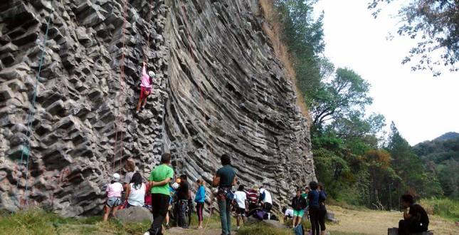 Spanish & Rock Climbing - Boquete Panama
