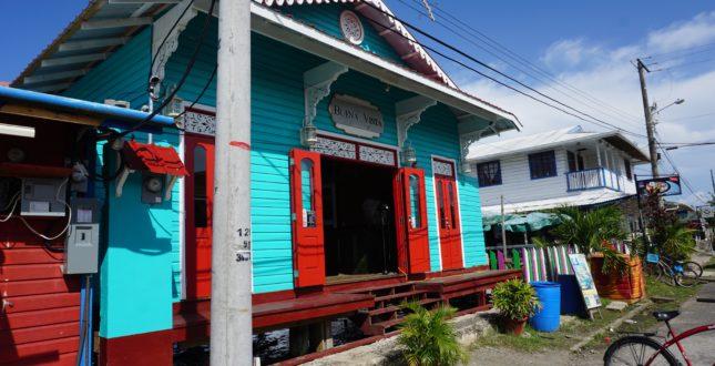 Restaurant in Bocas Town
