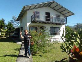 House of local hostfamily in Boquete