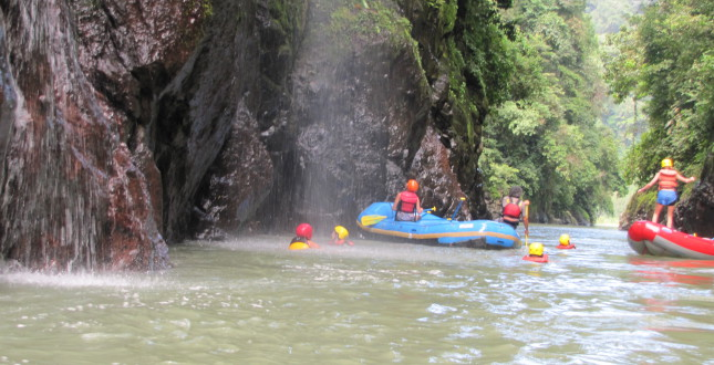 The Pacuare River Tour - Turrialba