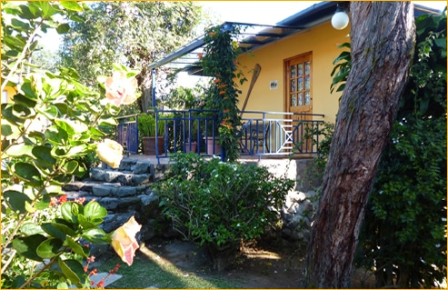 Hotel Isla Verde in Boquete