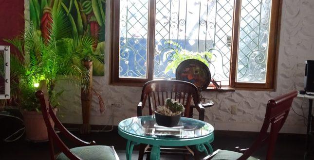 Hostel La Posada - reception