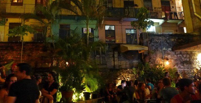 Nightlife in Panama City
