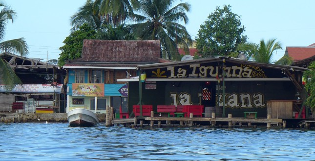 La Iguana Bar - Bocas