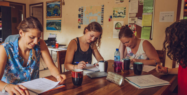 Spanish classes in Panama City