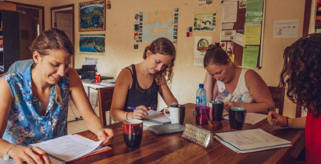 Spanish classes in Panama City