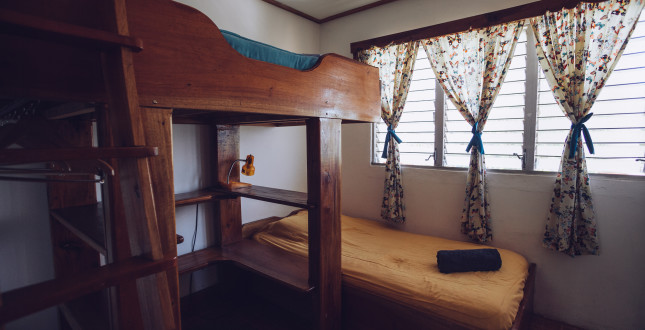 Bedroom of Spanish by the River - Boquete
