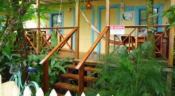 Panama's Paradise cabin in Saigon - Bocas del Toro