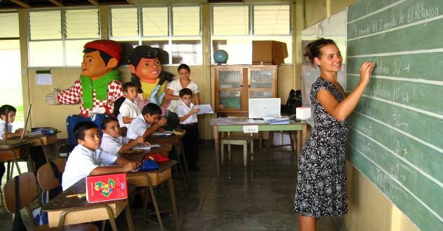 Teach English as Volunteer Work