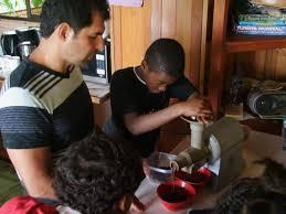 Kid in Chocolate workshop